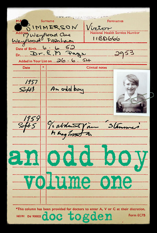 an odd boy - volume 1