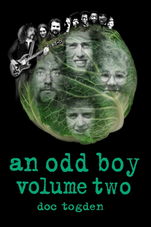 an odd boy - volume 2