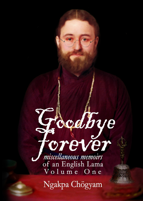 Goodbye Forever - volume 1