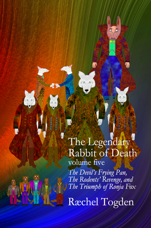 Rabbit of Death - vol. 5
